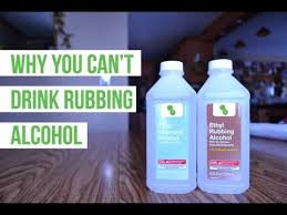 Why Drinking Rubbing Alcohol Is Harmful! - Bloggers for Freedom